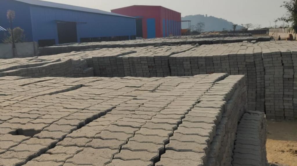 Paver Blocks- Maheshwari Industries Assam