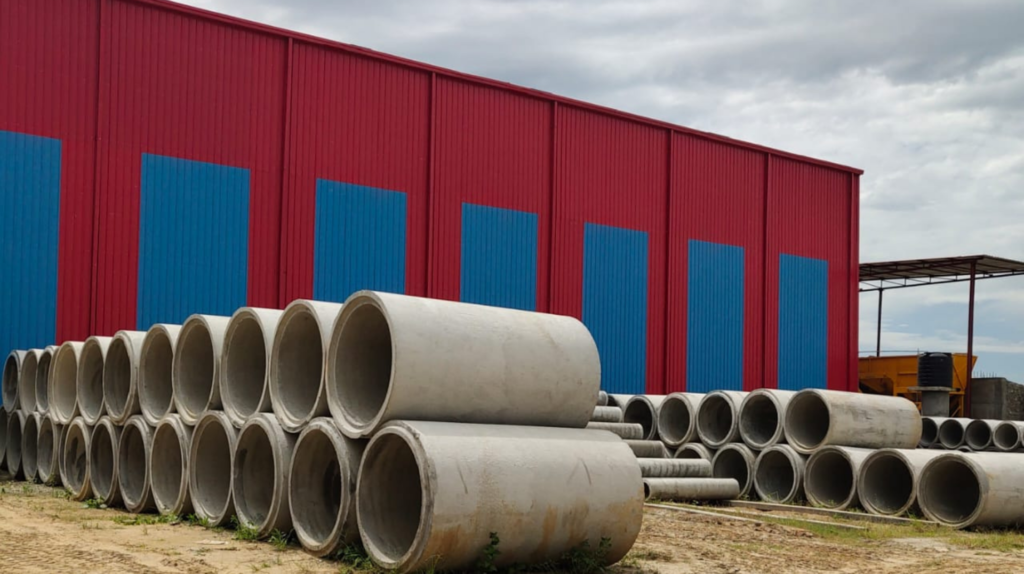 RCC Pipes- Maheshwari Industries Assam